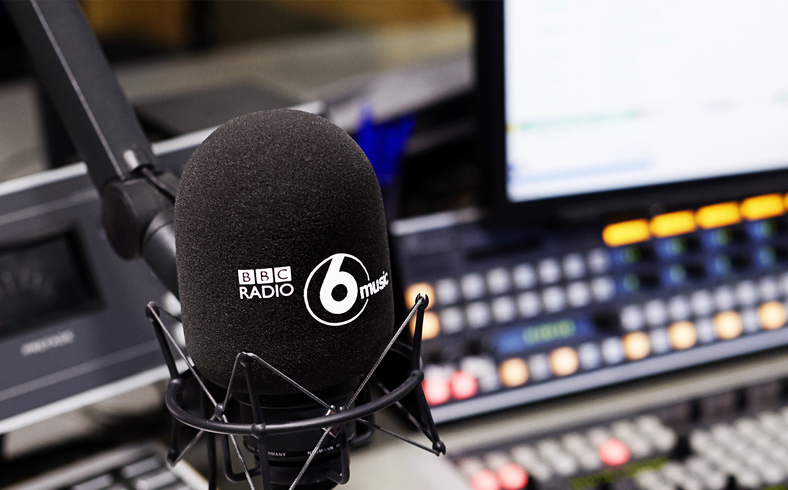 Interview with Ben Woollacott in BBC Radio 6